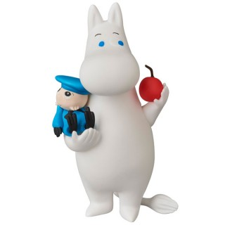Ultra Detail Figure No.410 MOOMIN Series 4 Moomin & Niblings Medicom Toy