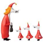 Ultra Detail Figure No.413 MOOMIN Series 4 Fillyjonk & 3 Children Set Medicom Toy