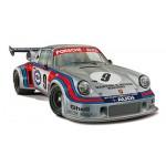 Real Sports Car No.99 Porsche 911 Carrera RSR Turbo Watkins Glen 1974 No.9 Plastic Model 1/24 Fujimi