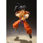 SH S.H. Figuarts Dragon Ball Z DBZ Son Goku Saiyan Grown on Earth Bandai
