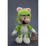 (T2E1) Super mario nintendo plush appx 24cm Luigi