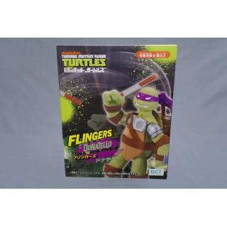 (T5E3) Teenage mutant ninja turtles Flingers Donatello DCT