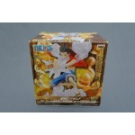(T2E1) One Piece super effect Luffy jet pack attack banpresto