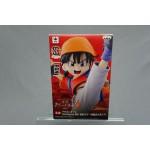 (T4E2) Dragon Ball Z DBZ Scultures Big 4 Pan Banpresto