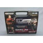 (T27E11) Biohazard 2 Resident Evil Samurai Edge Barry Burton model ver.II Capcom