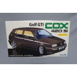 (T6E11) Golf GTI Cox 420 SI 16V Volkswagen model kit 1/24 Fujimi