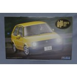(T5E11) Golf II GTI Volkswagen model kit 1/24 Fujimi