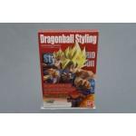 (T2E1) Dragon Ball Styling Super Saiyan Songoku Shokugan Bandai