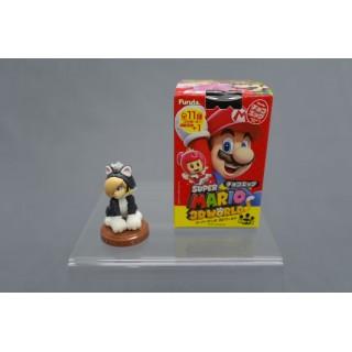 (T1EV) Super Mario 3D world Furuta Egg Peach Cat Black - RARE
