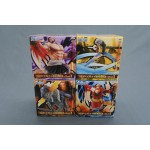 (T10E11) One Piece super effect super figure vol.1 set of 4 boxes banpresto