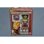 (T3E2) Dragon Ball Z DBZ super battle collection 1989 vintage Super Saiyan Songokou Bandai