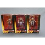 (T10E11) Fist of the north star Hokuto no ken Sega Prize Vol.14 set of 3 figures