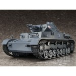 Girls und Panzer figma Vehicles 1/12 IV Tank Ausf. D Finals Max Factory
